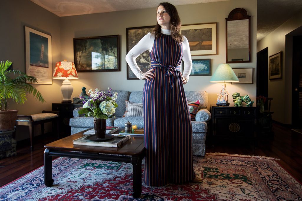 For Katie Ridder Devotee Thrift Decorating Is A Thrill That Can T