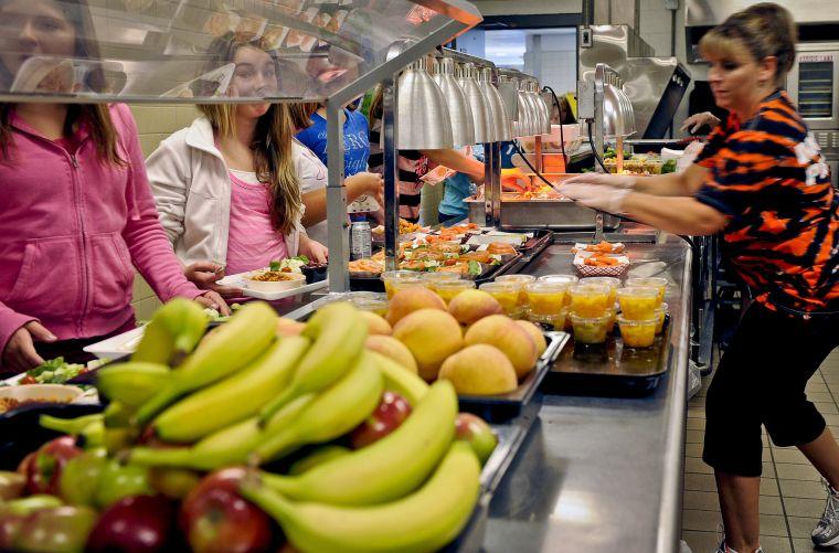 More schools turn backs on pop ads, junk food