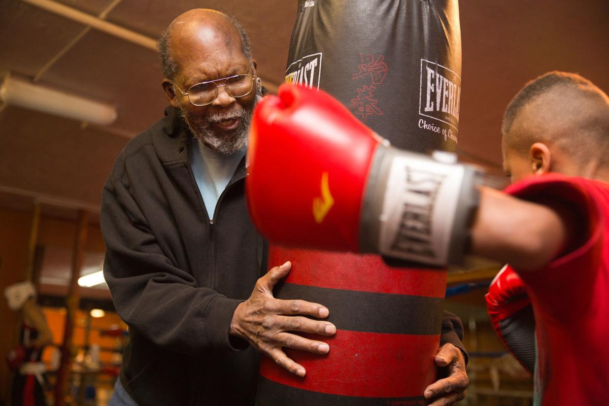 Omaha boxing legend Harley Cooper