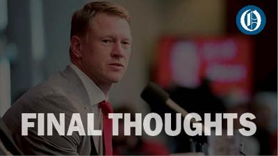 Carriker Chronicles: Scott Frost 'gets it,' is doing all the right things