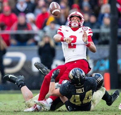 Nebraska's bowl game hopes losing steam following 'extremely frustrating' defeat to Purdue