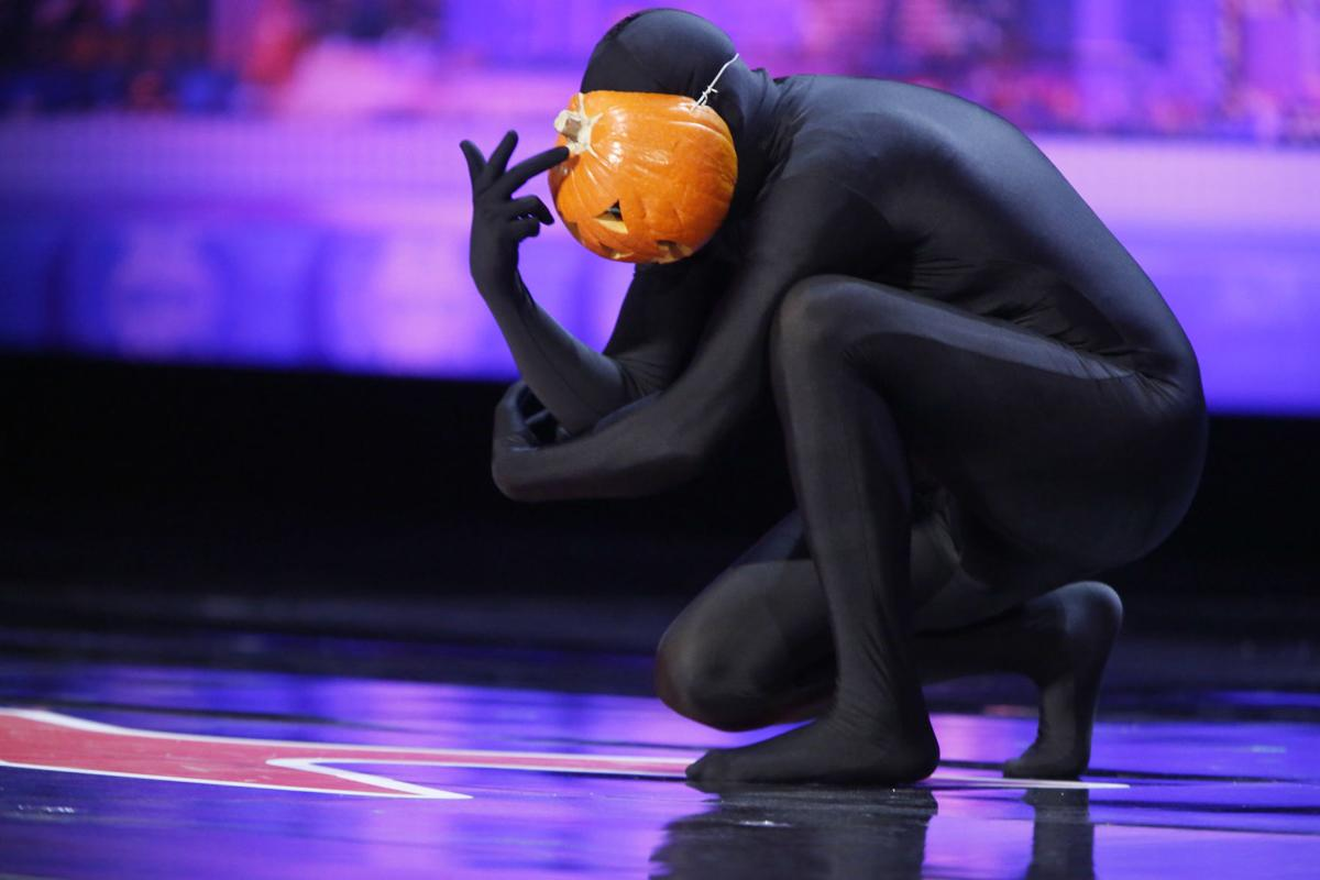 Omahas Dancing Pumpkin Man Will Be On Americas Got Talent