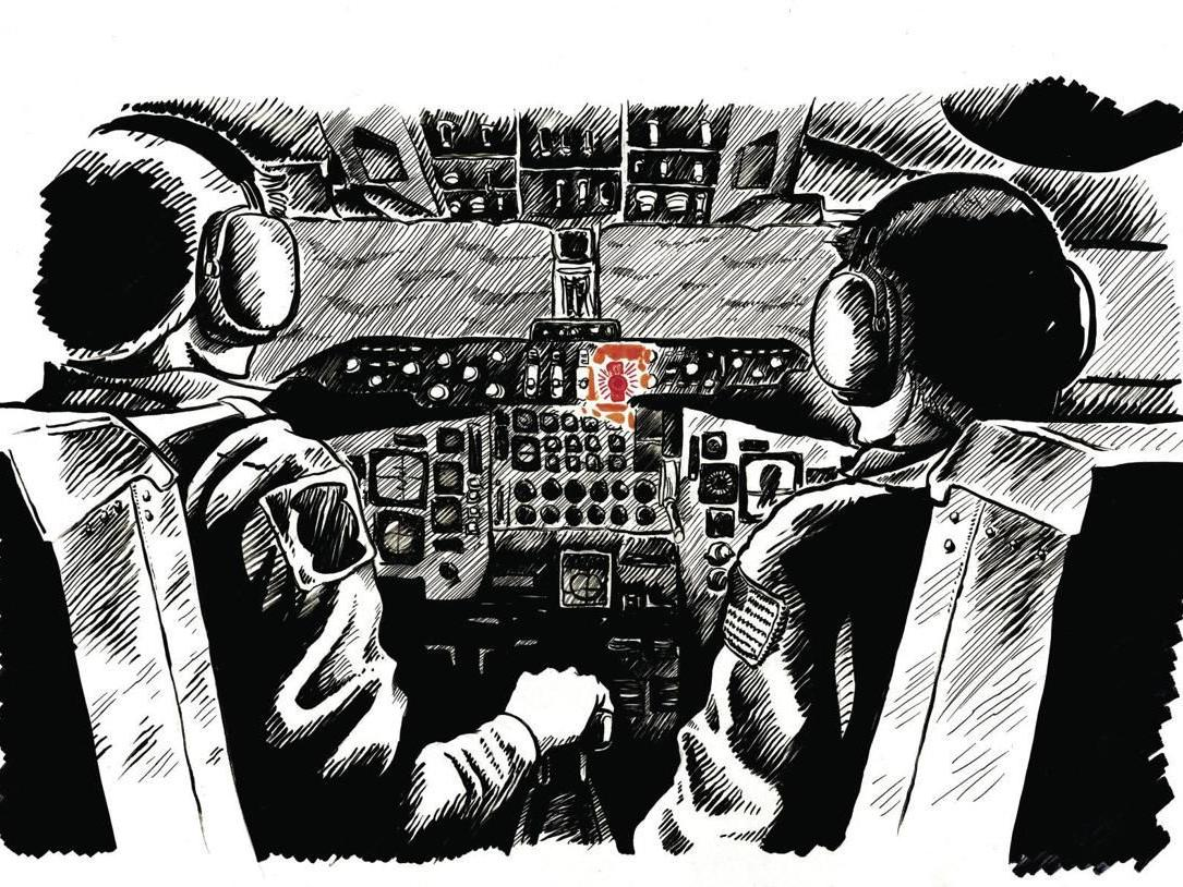 In-flight emergency: An investigation into flight safety at Offutt's 55th Wing