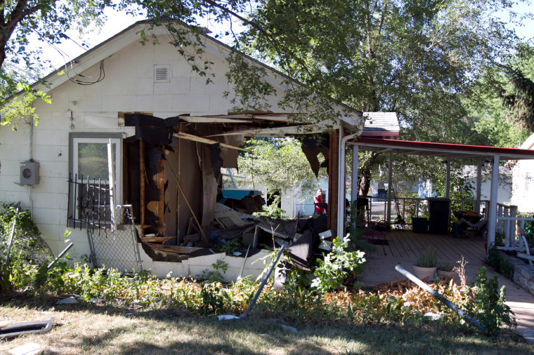 Drunken driver who crashed SUV into house, severely injuring woman, gets probation