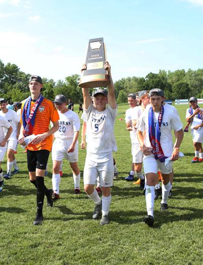 Once also-rans, Lewis Central boys soccer completes transformation into state soccer champions
