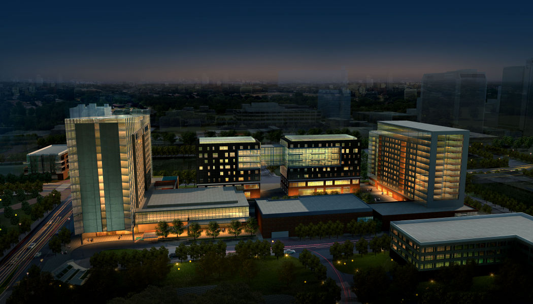 Capitol District project
