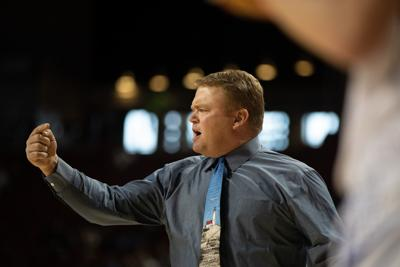 Why not add another honor for Wynot's Steve Wieseler, the high school girls coach of the year
