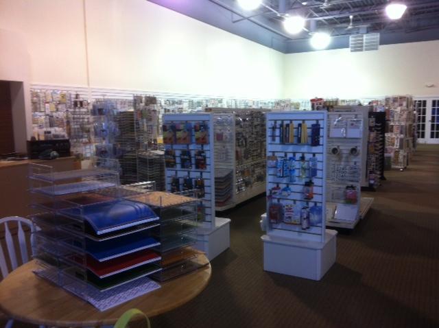 Scrappin' Studio | Omaha Scrapbooking | Stamping | Inside 2