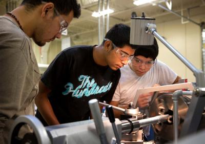 Specialized centers amp up career training as alternative to college prep