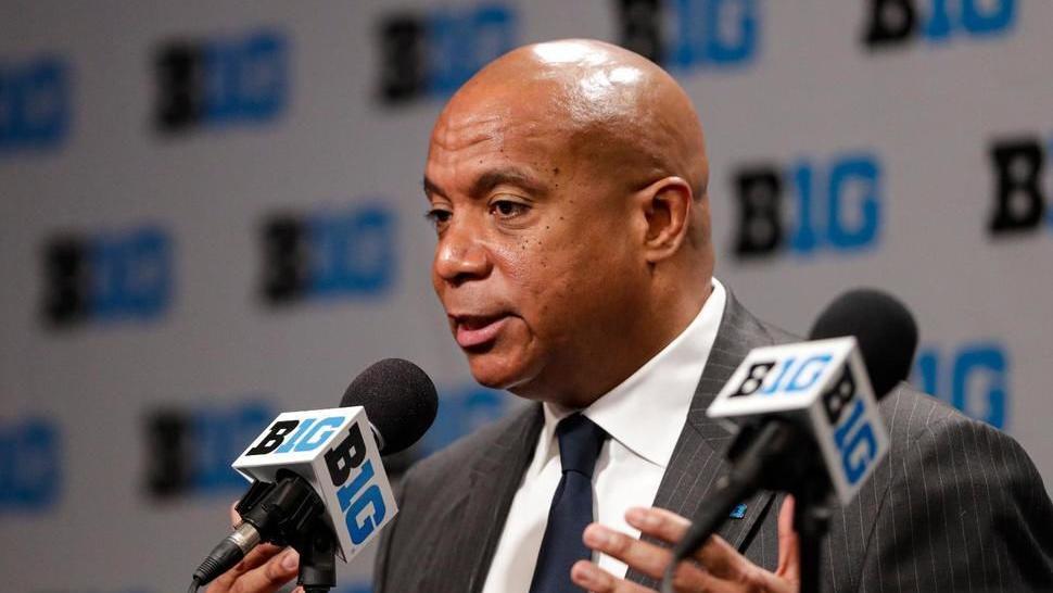 Big Ten commissioner: Nebraska can't remain Big Ten member if it plays football this fall