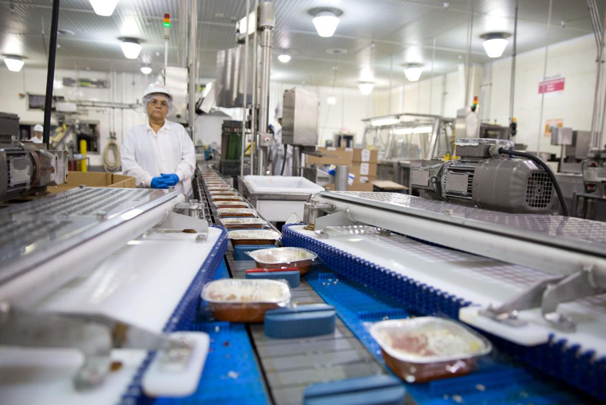 For ConAgra manufacturing plants, change is coming, and more
