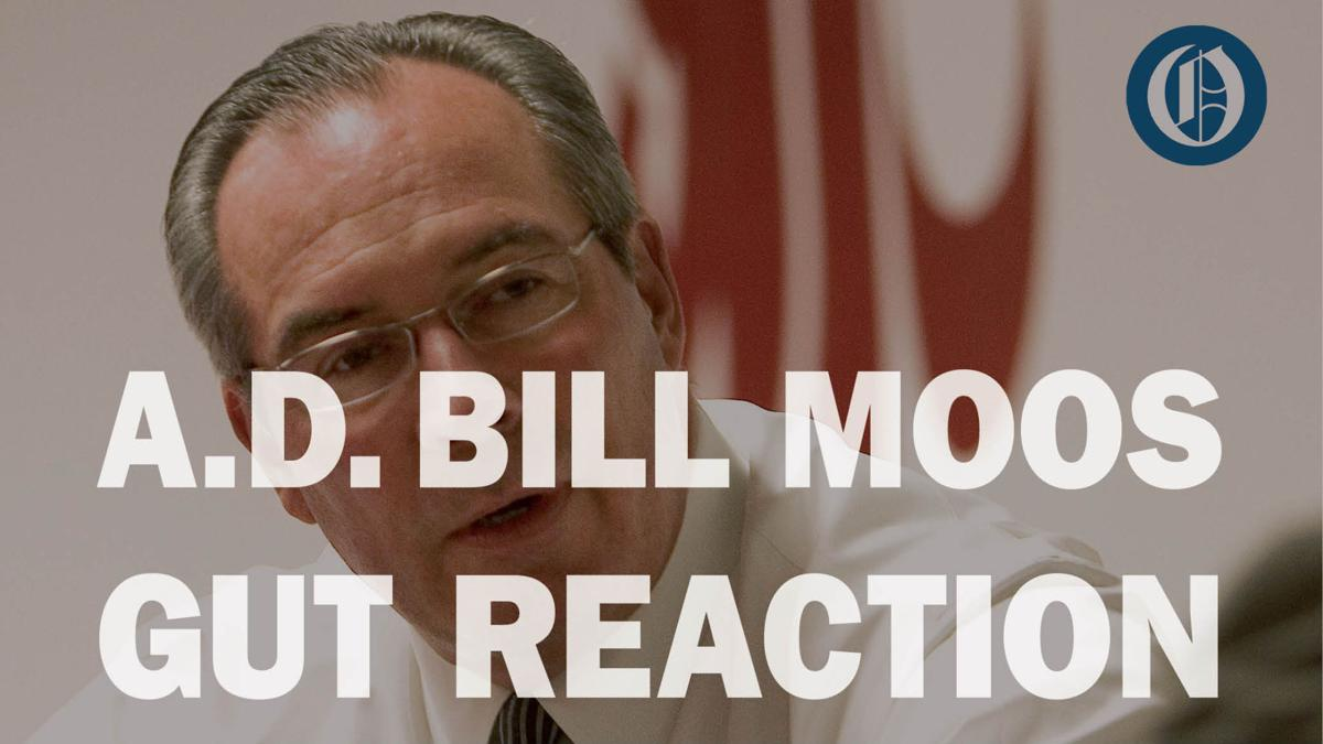 Carriker Chronicles: Gut reaction to Nebraska hiring Bill Moos as A.D.