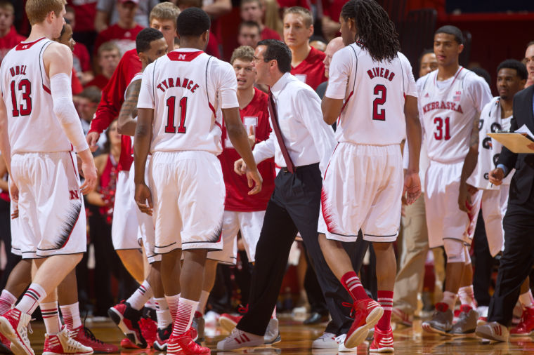 Second-half surge helps Huskers past Northwestern