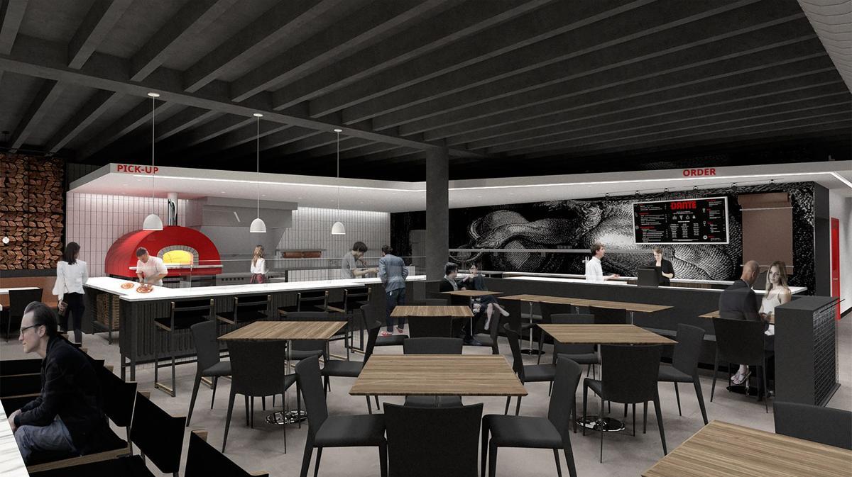 Dante Pizzeria to open fast fine dining location in Blackstone