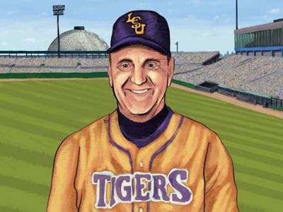 LSU's Skip Bertman wins College World Series legends poll