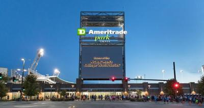College World Series Avenue