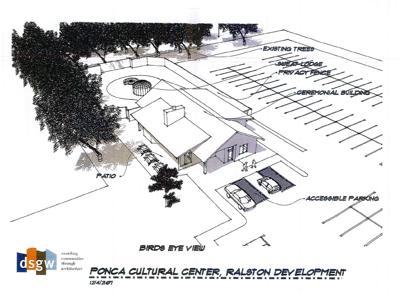 Ponca Tribe HQ rendering