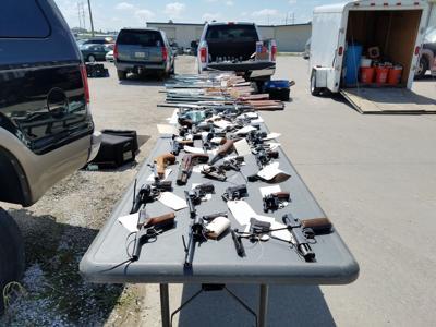 Amnesty gun dropoff