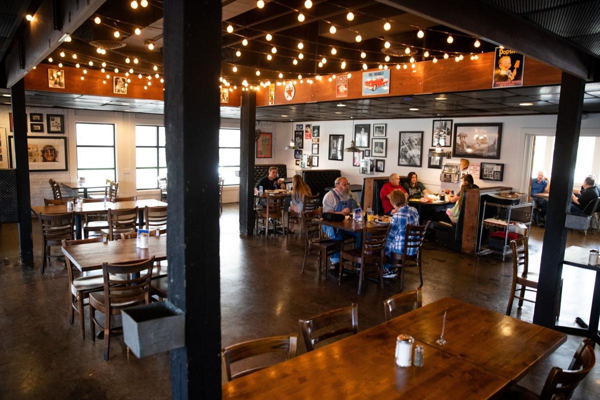 Restaurants Reopen