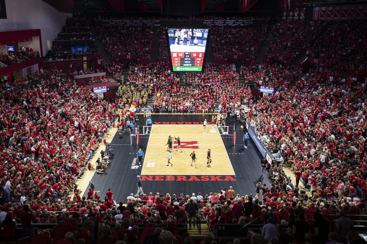 Nebraska-Stanford volleyball