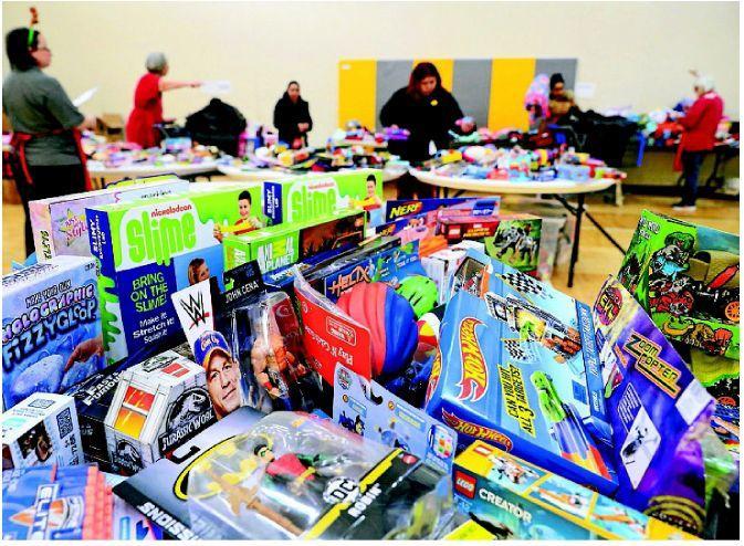 Salvation Army seeks volunteers to help with toy drive