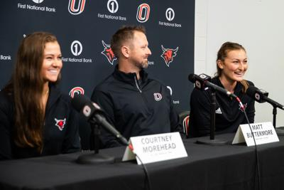 With former Hastings coach Matt Buttermore, UNO volleyball team praises an easy transition