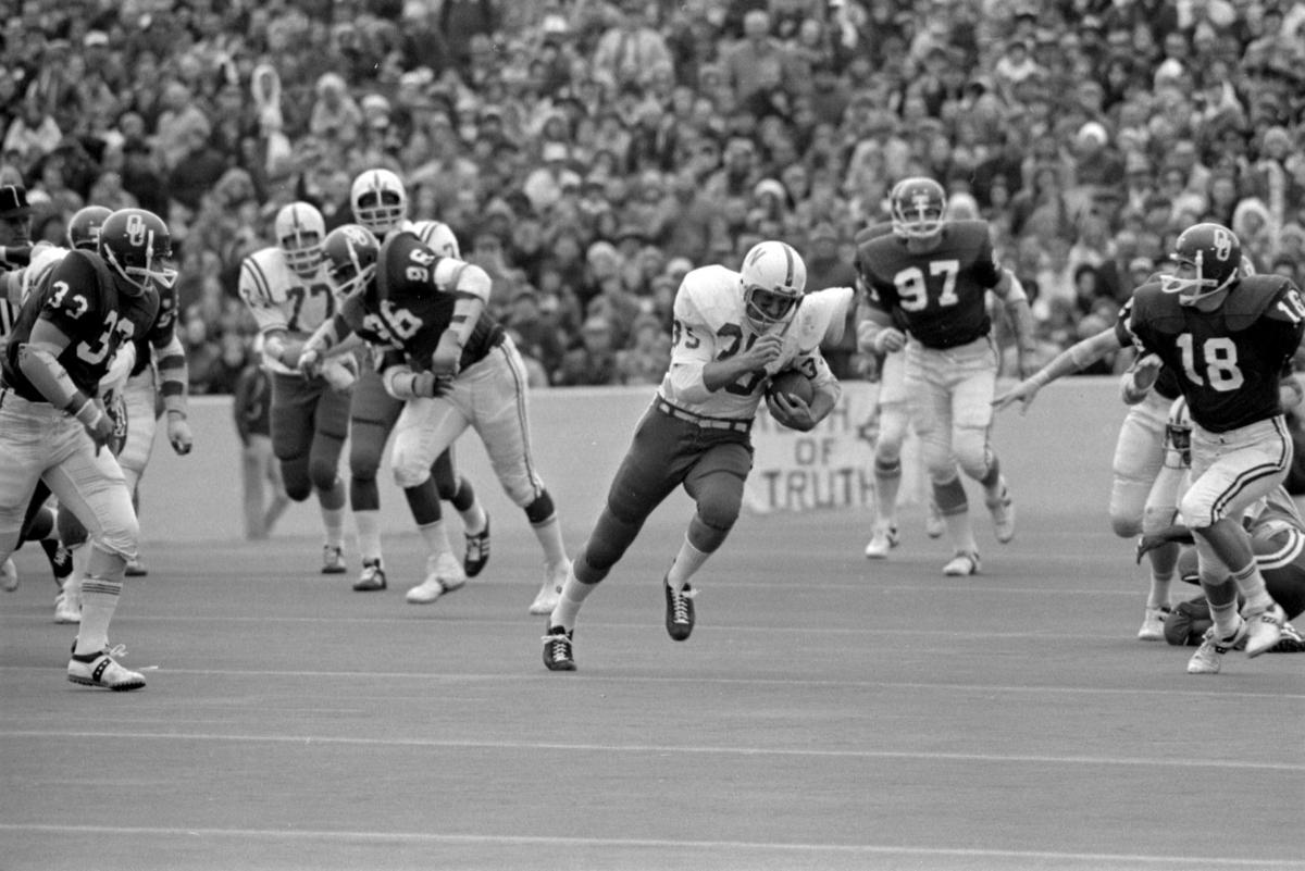 Photos: Nebraska vs. Oklahoma in The Game of the Century ...