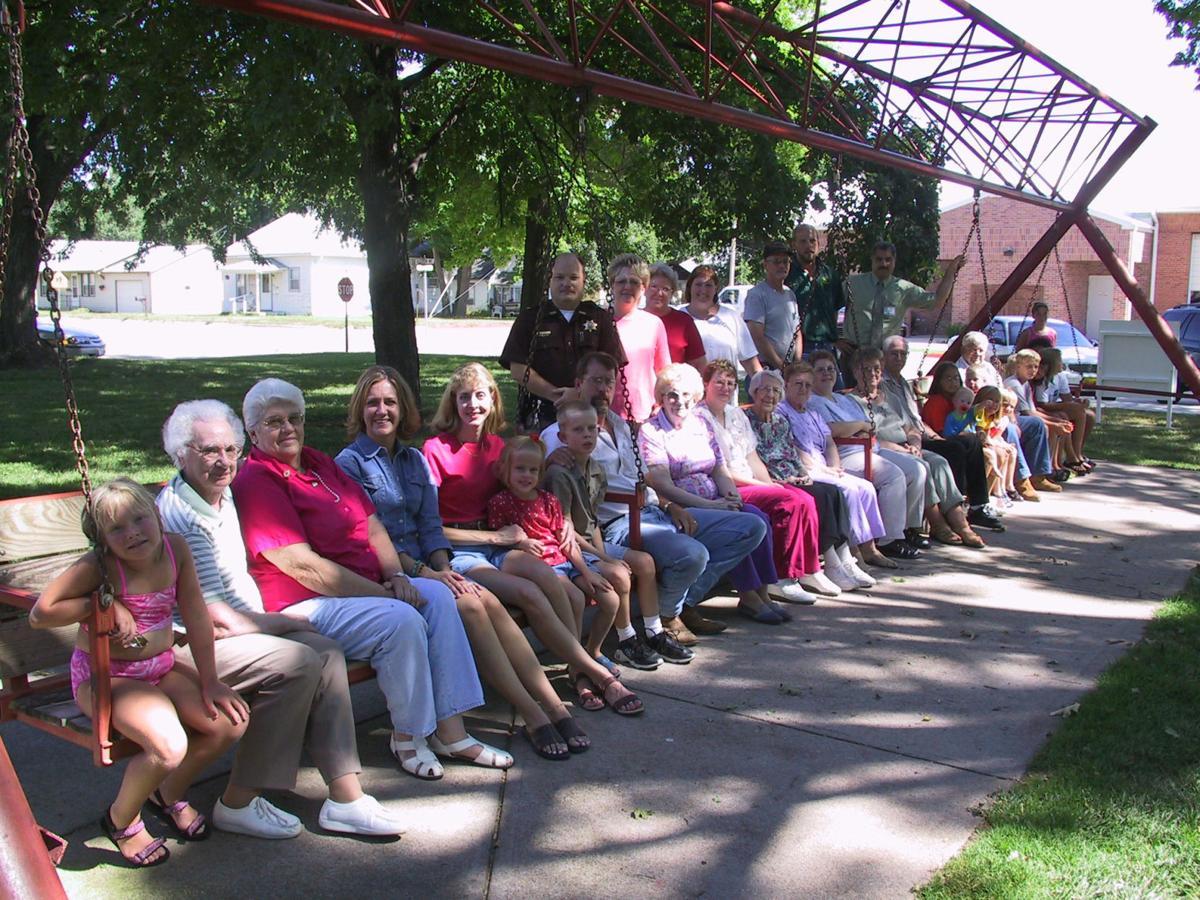Check out Nebraska's Porch Swing Capital