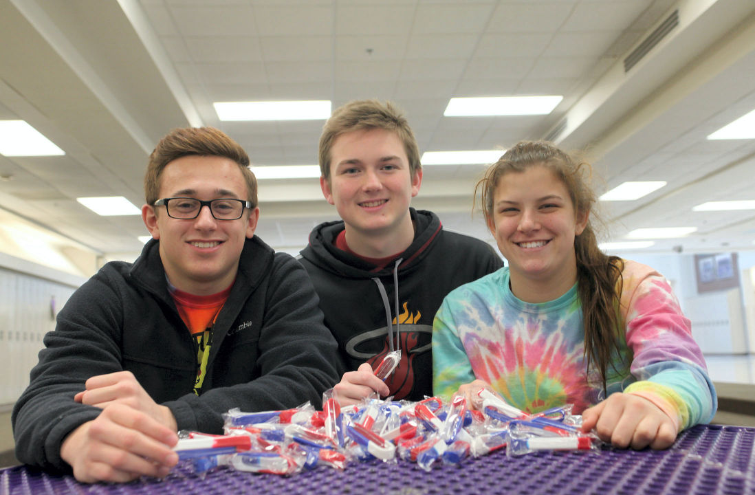 East FBLA builds relationship with vets