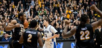 Creighton drops to 12th, 17th in polls after loss