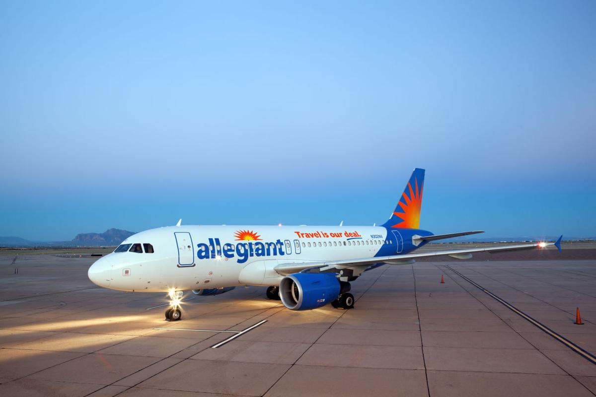 Allegiant Airlines Adds Nonstop Flights From Omaha To