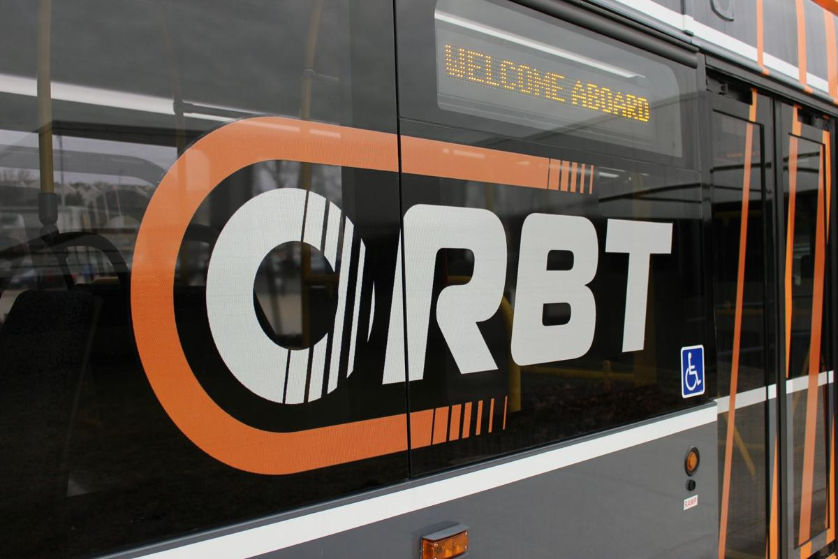 ORBT Bus (Detail)