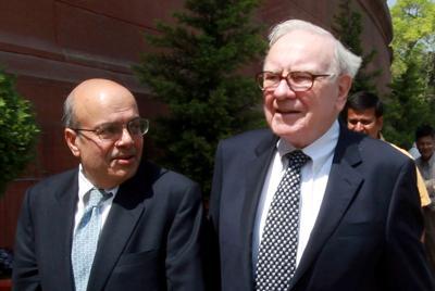 Jain and Buffett
