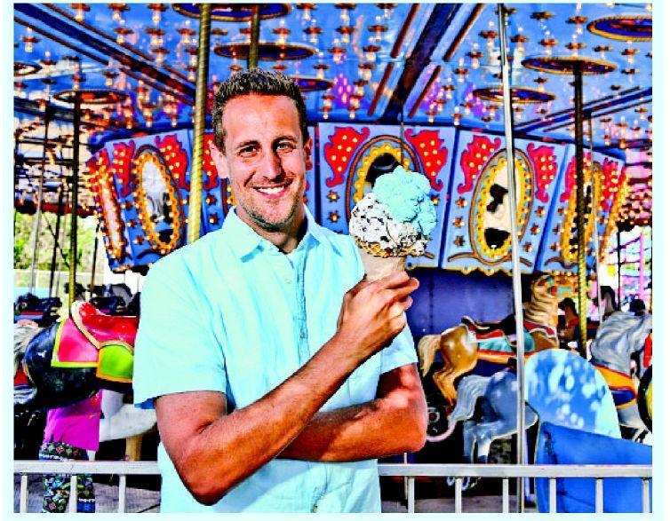 Fairground fare: Noah Cappe returns with more 'Carnival Eats'