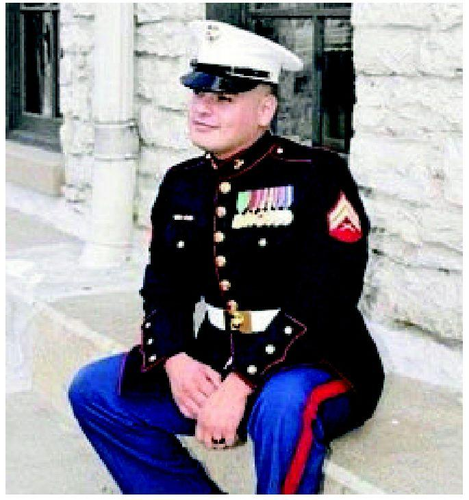 Adaptability and leadership are all in a day's work for Marine Corps veteran