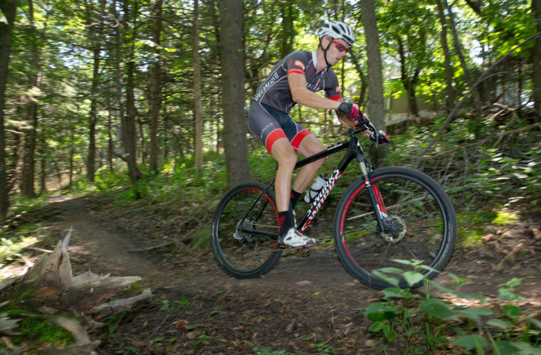 Auen wire-to-wire winner at Crankfest