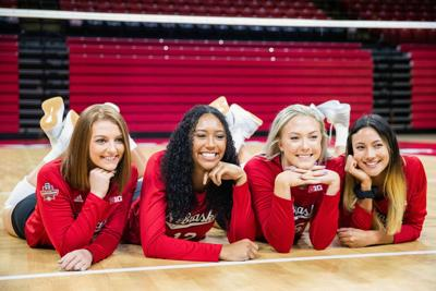 Nebraska volleyball could have a few new faces in 2020. Here's who will be back for the Huskers