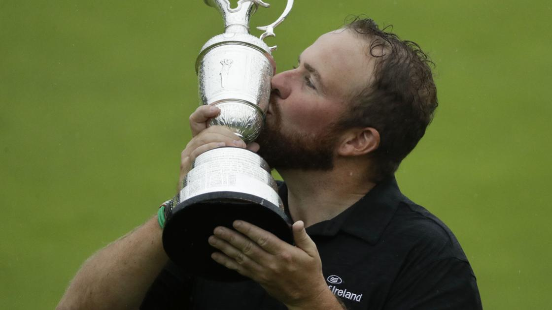 Photos: Shane Lowry wins British Open in celebrated return to Emerald Isle