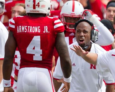 Husker wideouts well-versed in Keith Williams' run-after-catch rules