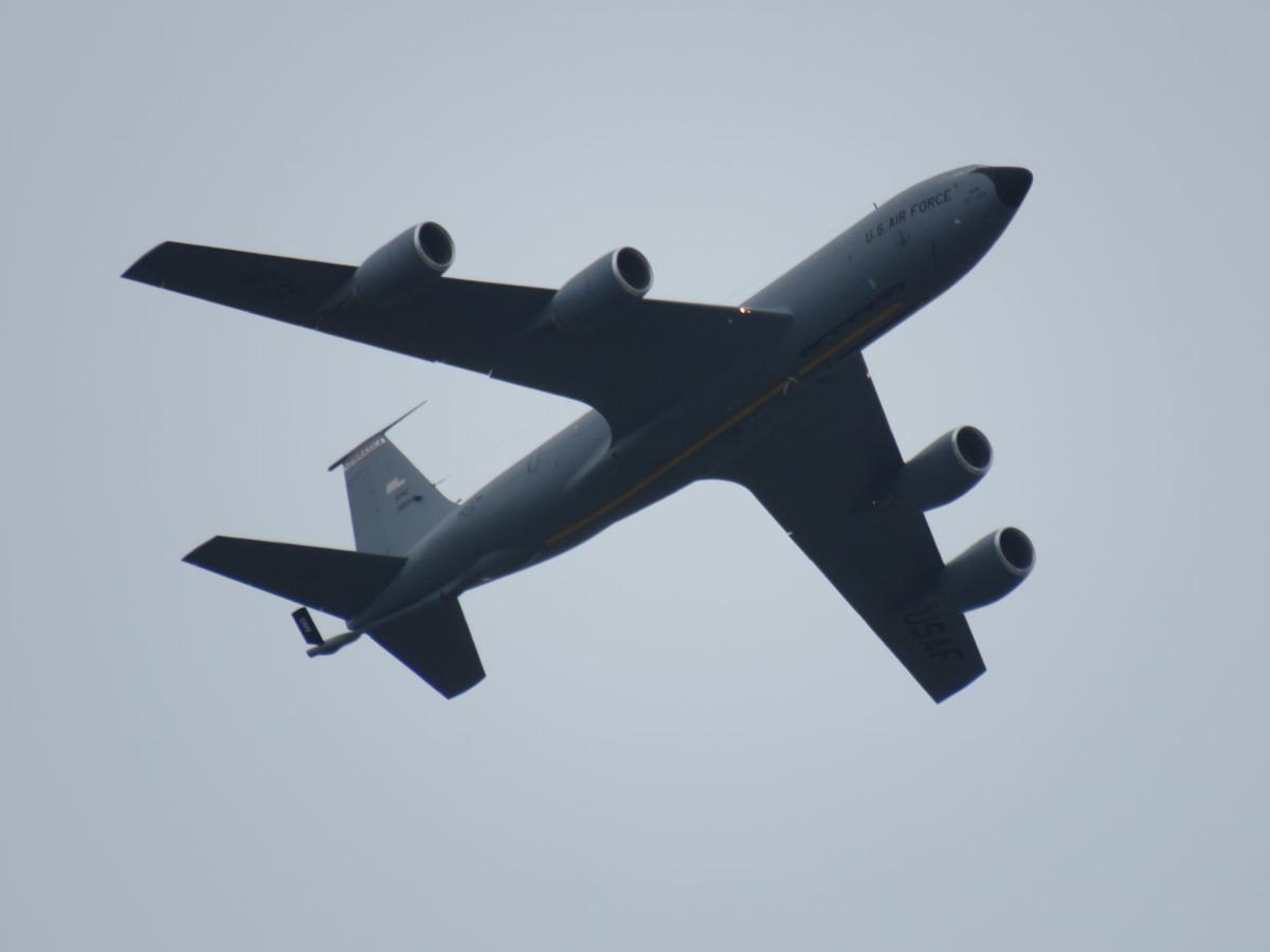 KC-135R Nebraska National Guard -- Levi Weeks