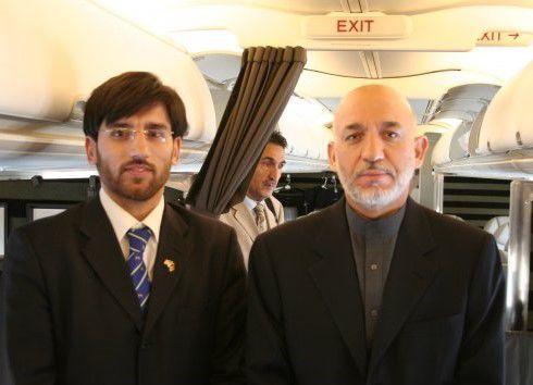 With Hamid Karzai (copy)