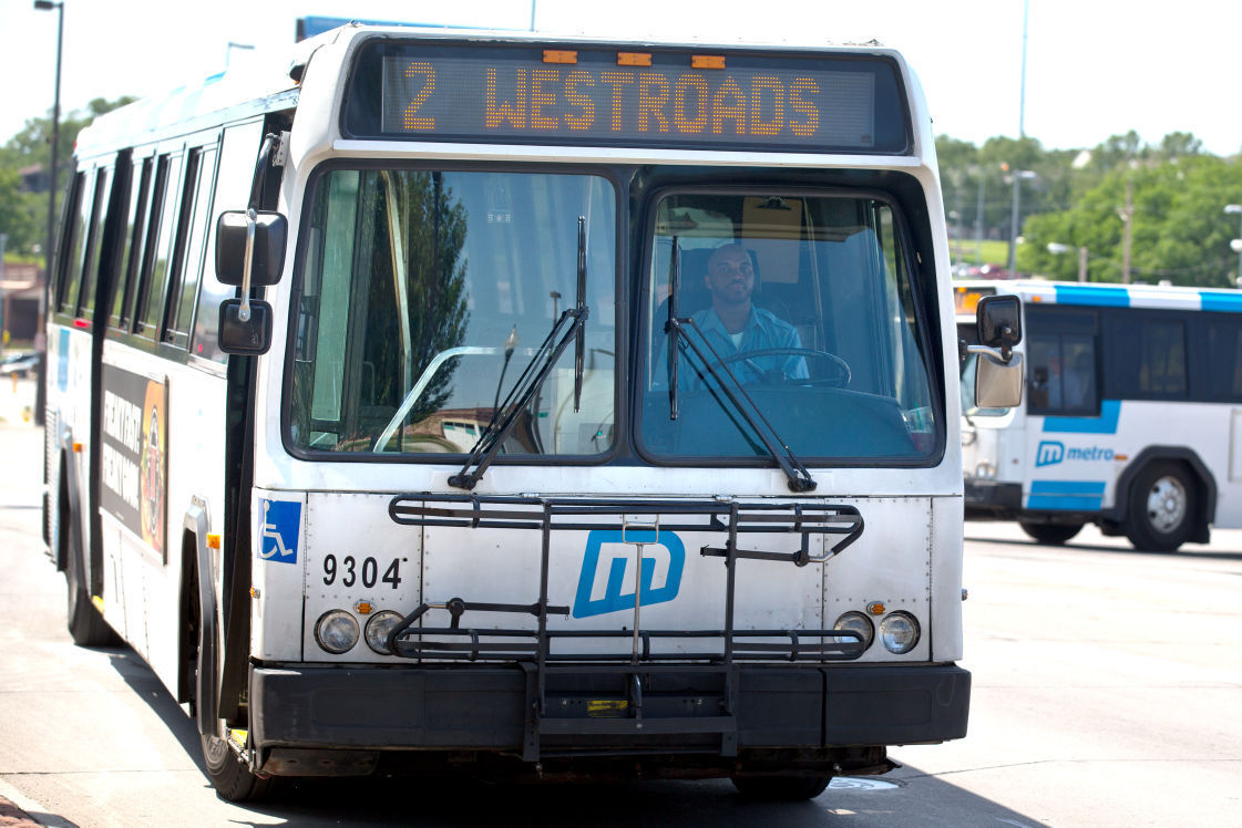 Metro Considers Changing Bus Route After Pedestrian Struck
