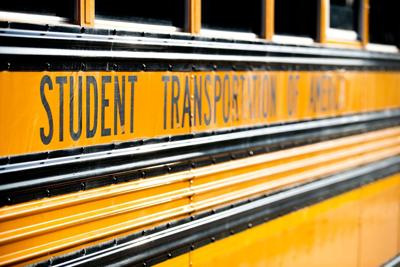 School bus teaser