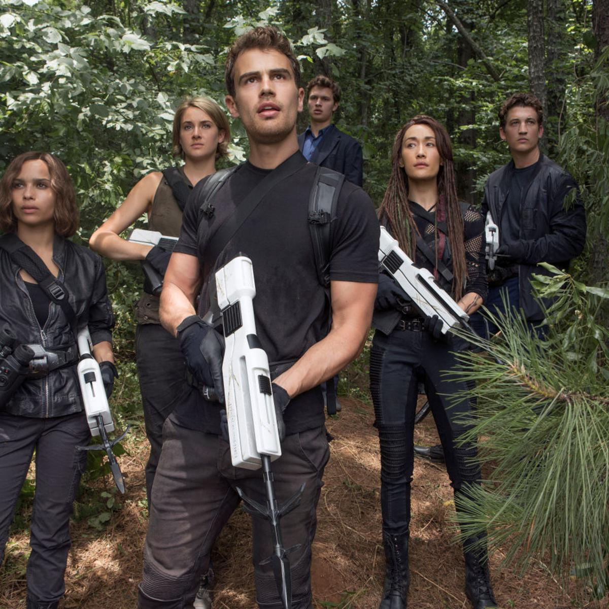Review: 'Allegiant' shows YA genre has become formulaic as