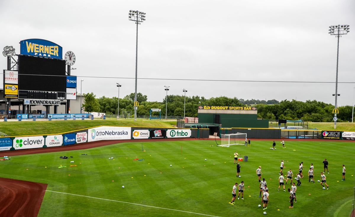 After months of bonding, 'cohesive' Union Omaha team prepared for first USL League One game