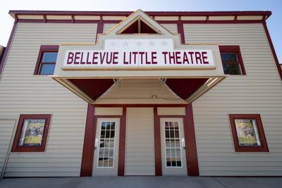Bellevue Little Theater exterior file photo