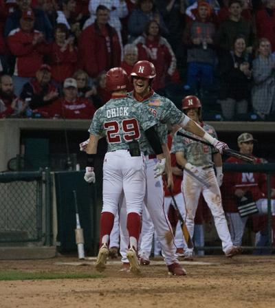 Led by Millard West grad Colby Gomes, freshmen play key roles as Huskers chase Big Ten title