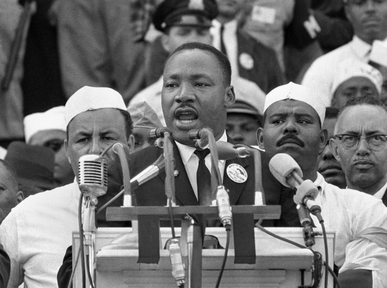 'I have a dream': Speech experts talk about the rhetoric that rises above