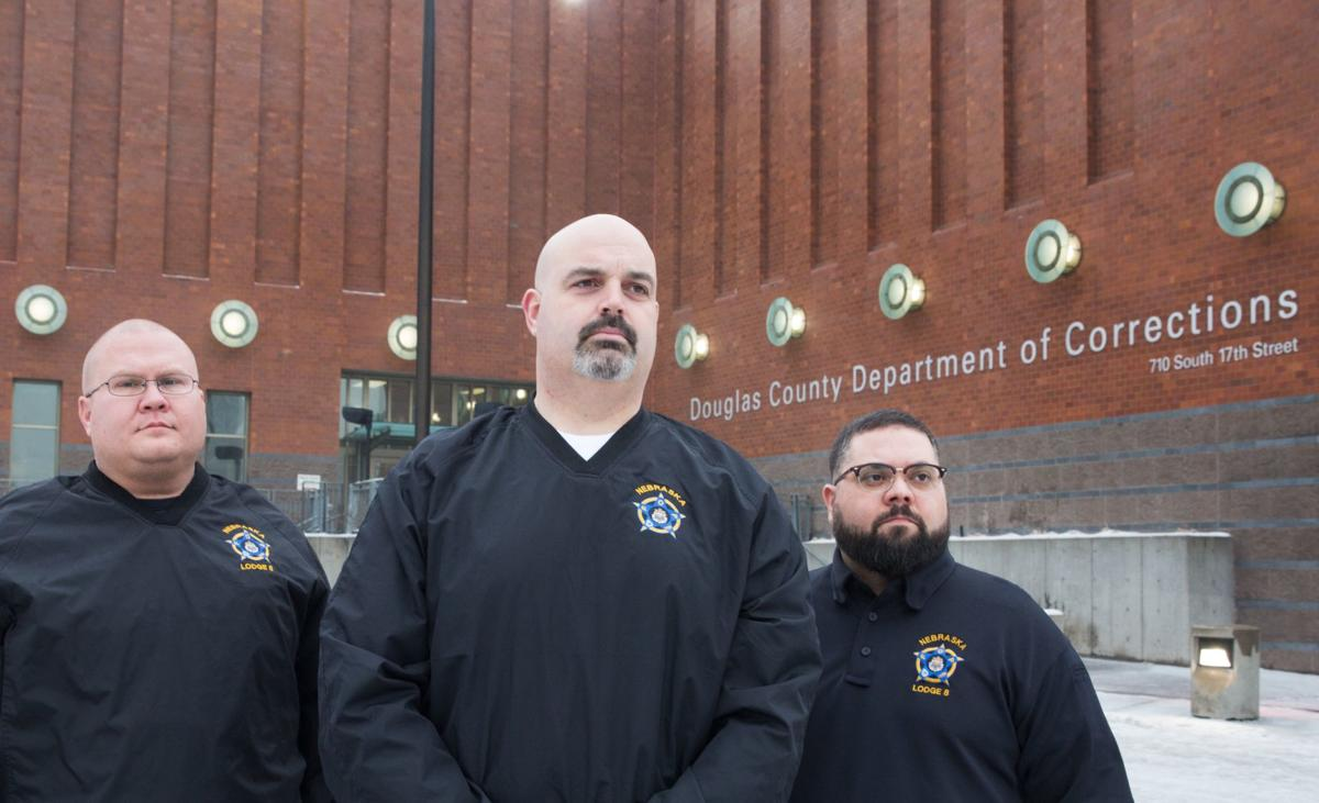 I'm running out of room,' Douglas County Jail director warns County