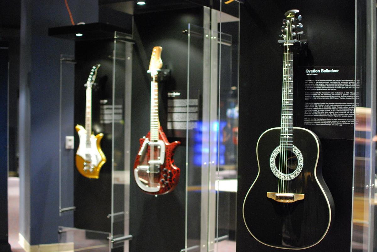 Durham Guitar Exhibit